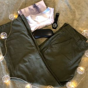 👖🏕Red Head cargo pants